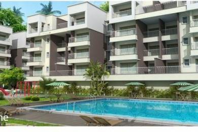 597 sqft, 1 bhk Apartment in Builder Shoba Serene Kumaranchavadi, Chennai at Rs. 35.8200 Lacs