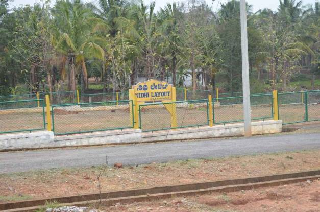 2400 sqft, Plot in Builder nidhi layout Hunsur Road, Mysore at Rs. 32.4000 Lacs
