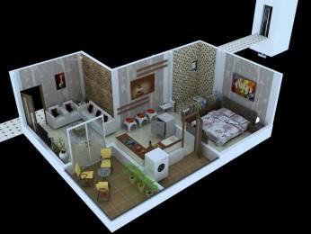 664 sqft, 2 bhk Apartment in Builder kasturi in besa road gotal pajri new nagpur nagpur, Nagpur at Rs. 14.6080 Lacs