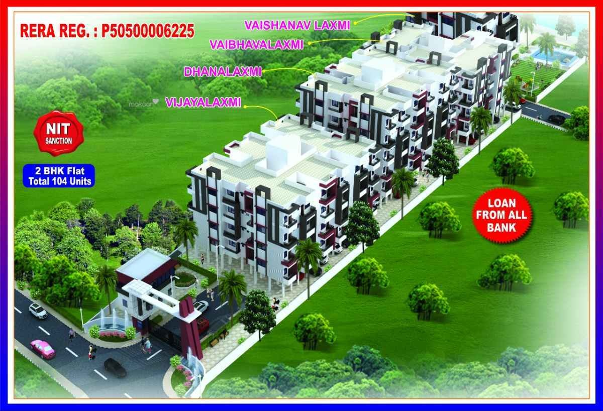 5cb81da7e34c 810 sq ft 2 BHK 2T West facing Apartment for sale at Rs 24.51 lacs ...