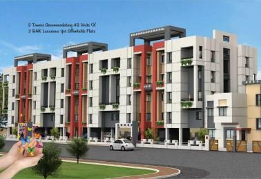 915 sqft, 2 bhk Apartment in Fakhri Harmony Residency Besa, Nagpur at Rs. 28.9090 Lacs