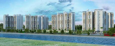 1095 sqft, 3 bhk Apartment in Excella Kutumb Bakkas, Lucknow at Rs. 33.5000 Lacs