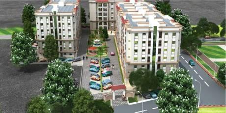 721 sqft, 2 bhk Apartment in Builder kasturi garden Manewada Besa Ghogli Road, Nagpur at Rs. 15.8620 Lacs
