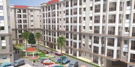 710 sqft, 2 bhk Apartment in Builder kasturi garden Manewada Besa Ghogli Road, Nagpur at Rs. 15.6200 Lacs