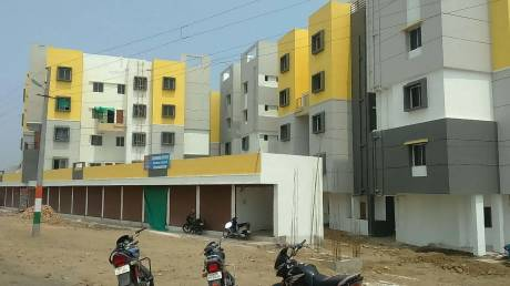 964 sqft, 2 bhk Apartment in Builder kasturi nagar gotal panjri Gotal Pajri, Nagpur at Rs. 20.2400 Lacs