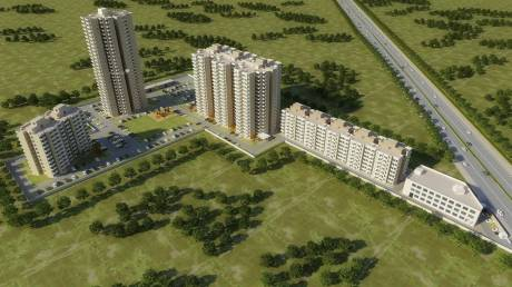 510 sqft, 1 bhk Apartment in OSB Expressway Towers Sector 109, Gurgaon at Rs. 13.0000 Lacs