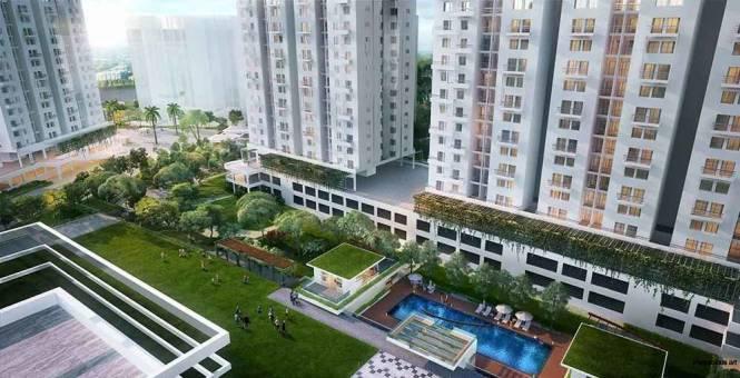 2154 sqft, 4 bhk Apartment in Godrej Meridien Sector 106, Gurgaon at Rs. 2.0000 Cr