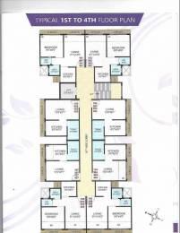 630 sqft, 1 bhk Apartment in Builder Ritu Astha Karanjade, Mumbai at Rs. 25.5100 Lacs