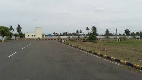 2250 sqft, Plot in VIP Millenium Square Walajabad, Chennai at Rs. 22.5000 Lacs