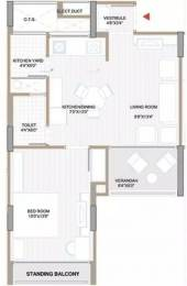 690 sqft, 1 bhk Apartment in Shri Gautam Real Estate pvt ltd Apollo DB City Vijay Nagar, Indore at Rs. 23.5000 Lacs
