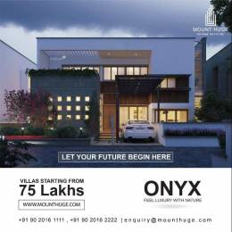 1809 sqft, 3 bhk Villa in Builder onyx Peramangalam, Thrissur at Rs. 78.5000 Lacs