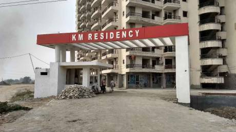 1040 sqft, 2 bhk Apartment in KM K M Residency Raj Nagar Extension, Ghaziabad at Rs. 24.4000 Lacs