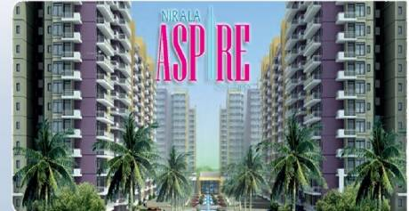 890 sqft, 2 bhk Apartment in Nirala Aspire Sector 16 Noida Extension, Greater Noida at Rs. 31.1500 Lacs