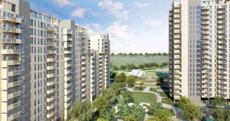 1245 sqft, 2 bhk Apartment in HR Buildcon Elite Golf Green Sector 79, Noida at Rs. 55.4025 Lacs