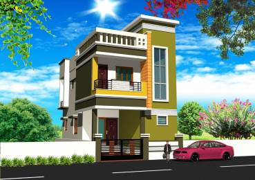 1400 sqft, 3 bhk IndependentHouse in Builder Duplex individual House in Guduvachery Guduvancheri, Chennai at Rs. 49.0000 Lacs