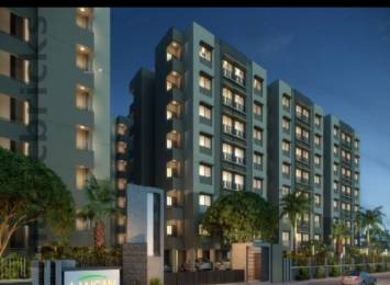 818 sqft, 2 bhk Apartment in Adani Aangan Near Vaishno Devi Circle On SG Highway, Ahmedabad at Rs. 35.0000 Lacs