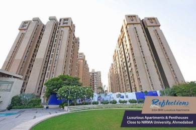 1325 sqft, 2 bhk Apartment in Pacifica Reflections Near Nirma University On SG Highway, Ahmedabad at Rs. 52.0000 Lacs