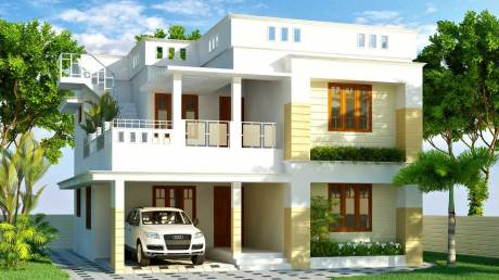 1900 sqft, 3 bhk Villa in Builder Project Karakulam, Trivandrum at Rs. 80.0000 Lacs
