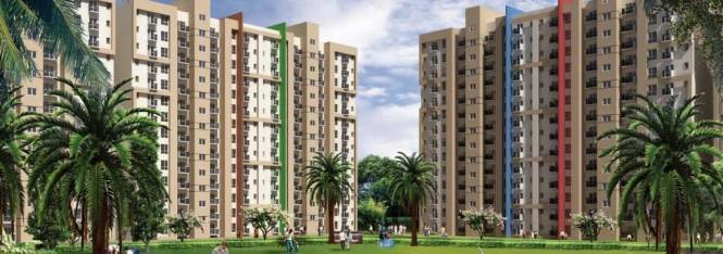 1100 sqft, 2 bhk Apartment in Unitech The Residences Sector 33, Gurgaon at Rs. 85.0000 Lacs