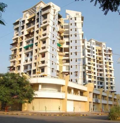 1025 sqft, 2 bhk Apartment in Earth Grow More Tower Kharghar, Mumbai at Rs. 28000