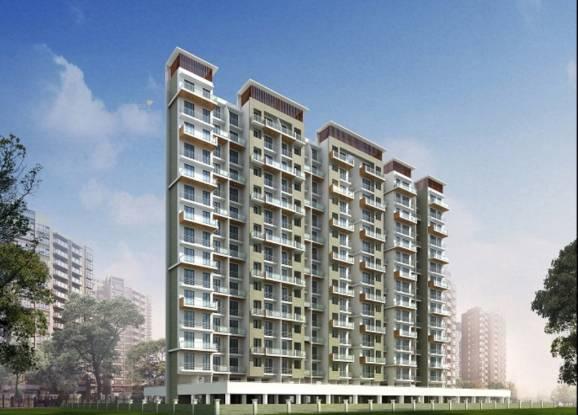 1090 sqft, 2 bhk Apartment in GHP Sonnet Kharghar, Mumbai at Rs. 16000