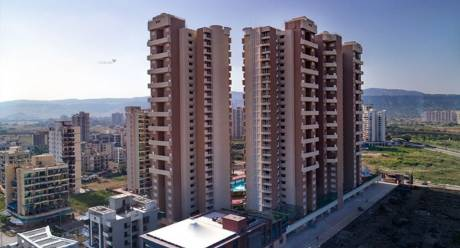 1810 sqft, 3 bhk Apartment in Paradise Sai Mannat Kharghar, Mumbai at Rs. 35000
