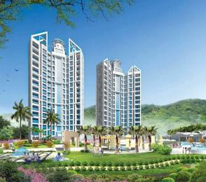 1235 sqft, 2 bhk Apartment in Concrete Sai Saakshaat Kharghar, Mumbai at Rs. 25000