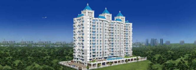 1410 sqft, 2 bhk Apartment in Arihant Anaya Kharghar, Mumbai at Rs. 21000