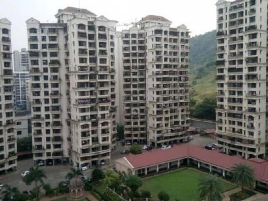 1550 sqft, 3 bhk Apartment in Regency Regency Gardens Kharghar, Mumbai at Rs. 40000