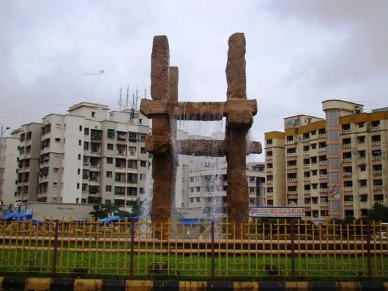 2015 sqft, 3 bhk Apartment in Paradise Sai Solitaire Kharghar, Mumbai at Rs. 25000