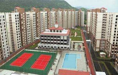 1060 sqft, 2 bhk Apartment in Cidco Valley Shilp Kharghar, Mumbai at Rs. 16000