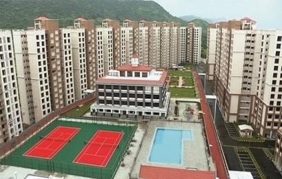 1568 sqft, 3 bhk Apartment in Cidco Valley Shilp Kharghar, Mumbai at Rs. 22000