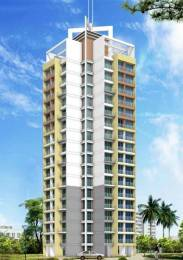 650 sqft, 1 bhk Apartment in Reputed Omkar Heights Kharghar, Mumbai at Rs. 14000