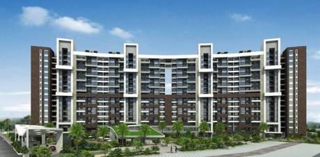 1280 sqft, 2 bhk Apartment in Kunal Aspiree Balewadi, Pune at Rs. 18000