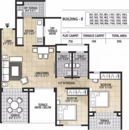 1282 sqft, 2 bhk Apartment in Kolte Patil 24K Sereno Baner, Pune at Rs. 23000