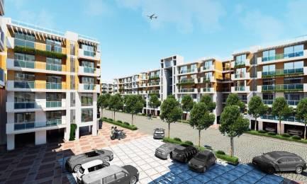 1055 sqft, 2 bhk Apartment in Builder WOODS vidhan sabha flyover, Raipur at Rs. 26.3750 Lacs