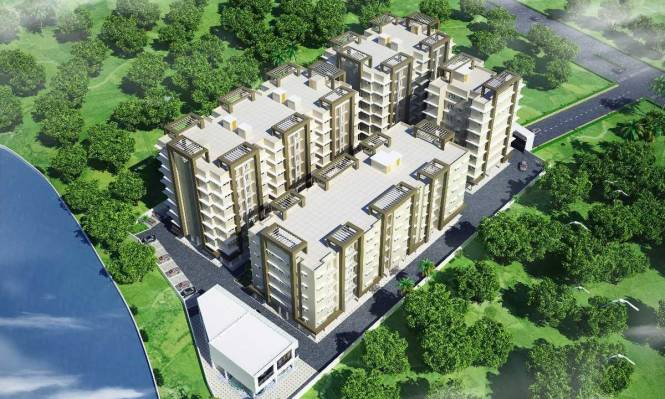 904 sqft, 2 bhk Apartment in Soudamini Estates Soudamin Venkateswar Plaza Sundarpada, Bhubaneswar at Rs. 20.8000 Lacs