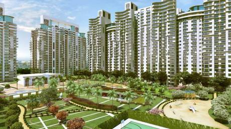 2925 sqft, 4 bhk Apartment in Mahagun Moderne Sector 78, Noida at Rs. 30000