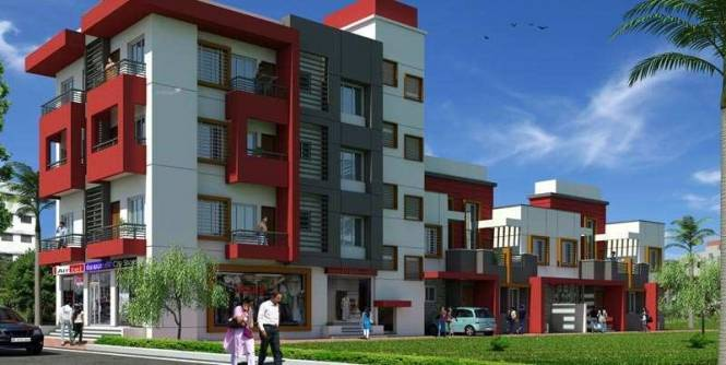 388 sqft, 1 bhk Apartment in Builder Project RatnagiriGanpati Pule Highway, Ratnagiri at Rs. 11.0000 Lacs