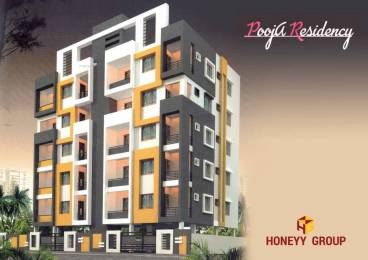 1490 sqft, 3 bhk Apartment in Builder Poja residence Pothinamallayya Palem, Visakhapatnam at Rs. 50.0000 Lacs