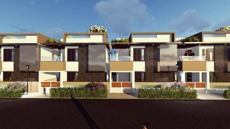 1500 sqft, 3 bhk Villa in Builder paradise enclave Bandipalya, Mysore at Rs. 48.4800 Lacs