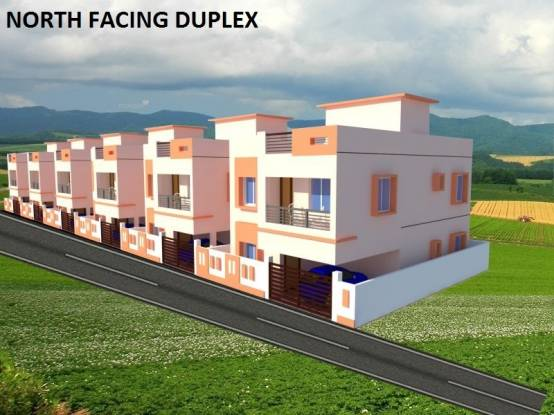 1766 sqft, 3 bhk IndependentHouse in Builder Project Phulnakhara, Bhubaneswar at Rs. 42.5000 Lacs