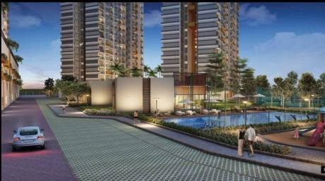 600 sqft, 1 bhk Apartment in Shapoorji Pallonji Joyville Virar Phase 2 Virar, Mumbai at Rs. 31.0000 Lacs