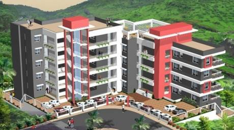 800 sqft, 1 bhk Apartment in Pavitra Group Ozone Valley Igatpuri, Nashik at Rs. 36.0000 Lacs