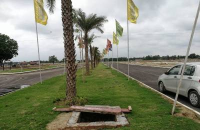 3100 sqft, Plot in Builder omaxe city Amausi, Lucknow at Rs. 1.1100 Cr