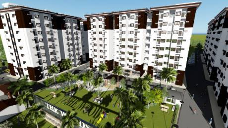 797 sqft, 2 bhk Apartment in Touchwood The Woods Naubasta Deva Road, Lucknow at Rs. 20.7200 Lacs