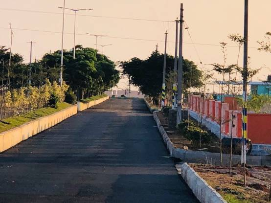 1800 sqft, Plot in Builder Tarang city Srisailam Road, Hyderabad at Rs. 7.5000 Lacs