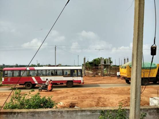 1800 sqft, Plot in Builder Tarang city Srisailam Road, Hyderabad at Rs. 7.5000 Lacs