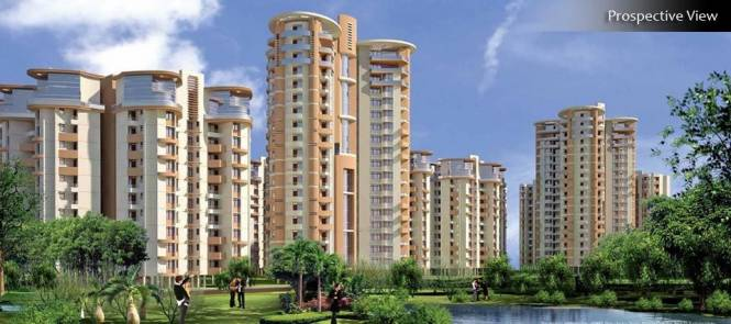 1215 sqft, 3 bhk Apartment in SDS NRI Residency Omega, Greater Noida at Rs. 12000