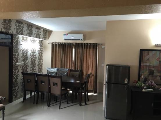 2400 sqft, 4 bhk Apartment in Builder Project New Town, Kolkata at Rs. 75000